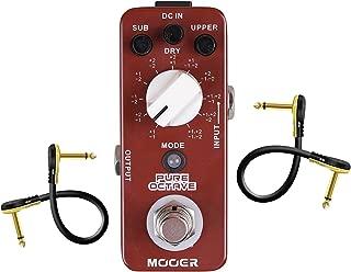 Best mooer octave pedal bass Reviews
