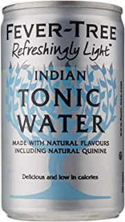 Fever-Tree Light Tonic Water, 8 x 150ml