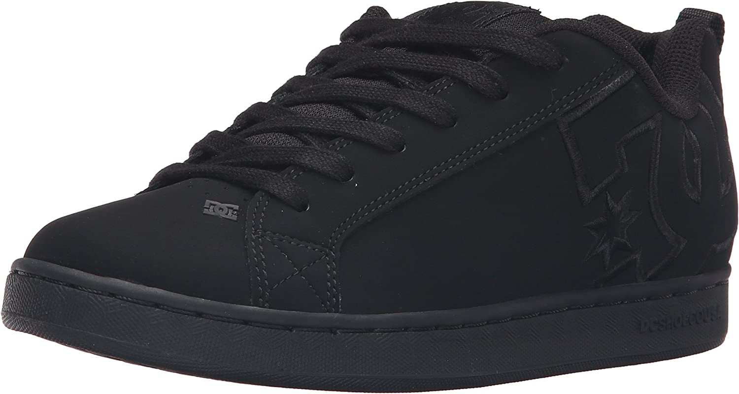 DC Women's Court Graffik SE Sneaker