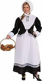 Best plus size pilgrim woman costume Reviews
