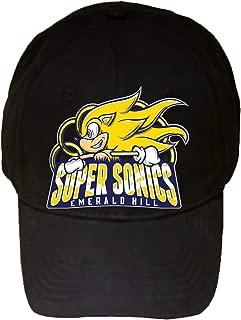 Super Sonics Video Game Parody - 100% Cotton Adjustable Hat