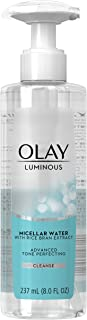 Olay Luminous Advanced Tone Perfecting Micellar Water, 237 ml