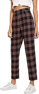Best side zip crop pants Reviews