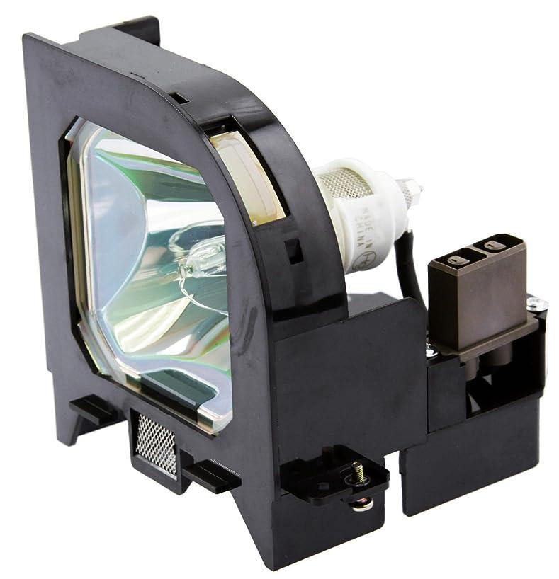 保証金区別する霧深いRich Lighting プロジェクター 交換用 ランプ LMP-F300 SONY ソニー VPL-FX51, VPL-FX52, VPL-FX52L 対応【180日保証】