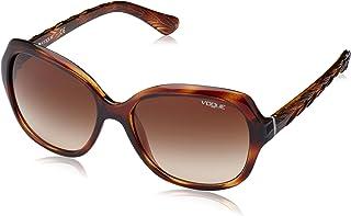 1de6a5a911 Amazon.fr : Vogue - Lunettes de soleil / Lunettes et Accessoires ...