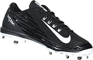 Nike Men's Lunar Vapor Pro Low Metal Baseball Cleats
