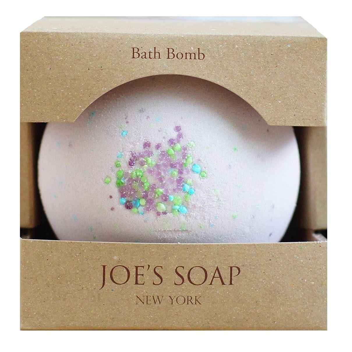 はしご怪物崖JOE'S SOAP ( ジョーズソープ ) バスボム(LOVE BIRD) バスボール 入浴剤 保湿 ボディケア スキンケア オリーブオイル はちみつ フト プレゼント