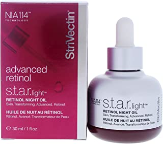 StriVectin S.t.a.r Light Retinol Night Oil, 1 fl. oz.