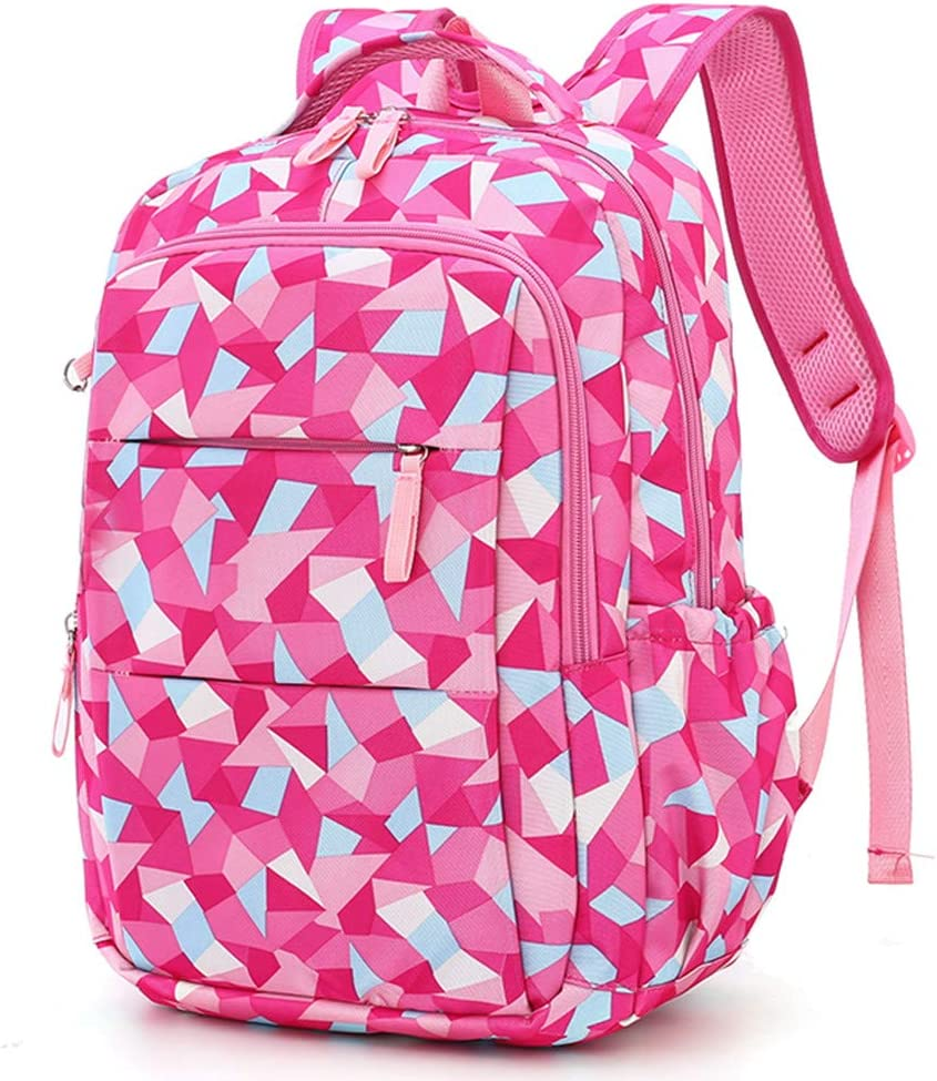 Backpack Charlotte 5 popular Mall for Girls Primary Book Satchel School Student