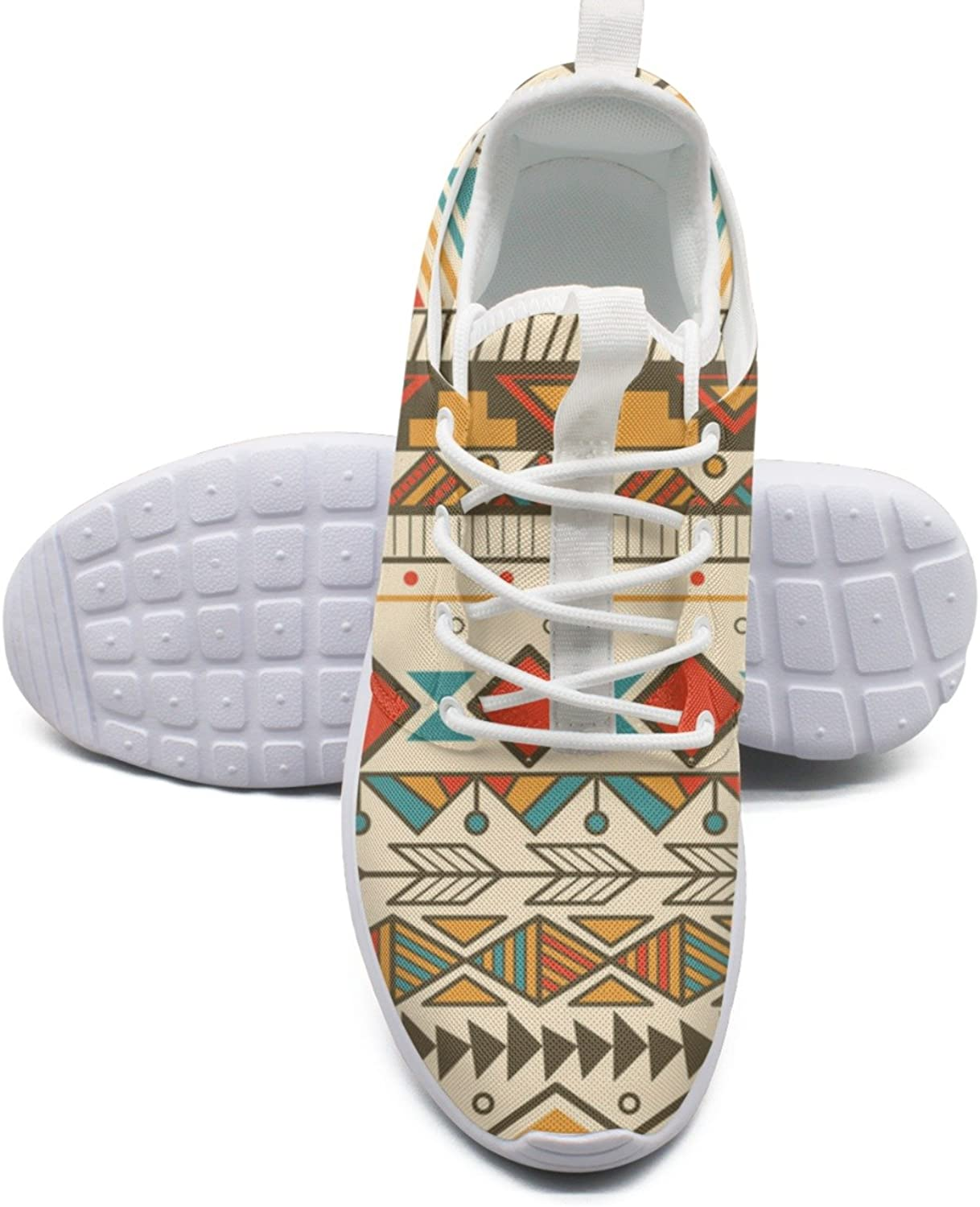 Cool Aztec Tribal Mask Women's Hunting Running shoes