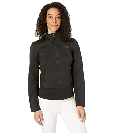 The North Face Apex Canyonwall Jacket (TNF Black/TNF Black) Women