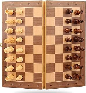 ANSUNTON Chess Set,11.4