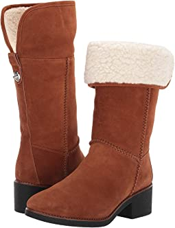 Turnlock Shearling Boot