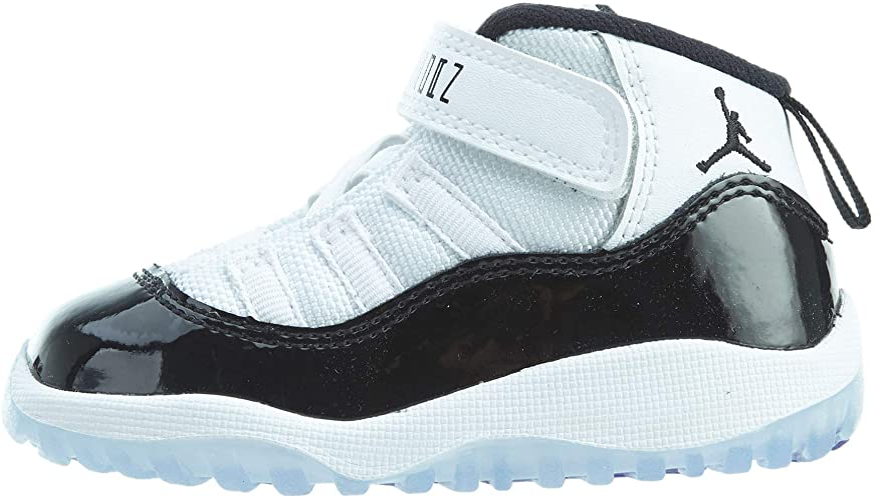 Nike Jordan 11 Retro (TD), Chaussons Mixte Enfant : Amazon.fr ...