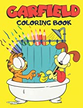 Garfield Coloring Book: Great 30 Illustrations for Kids