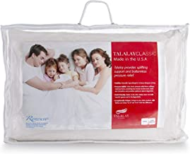 talalay classic low profile pillow