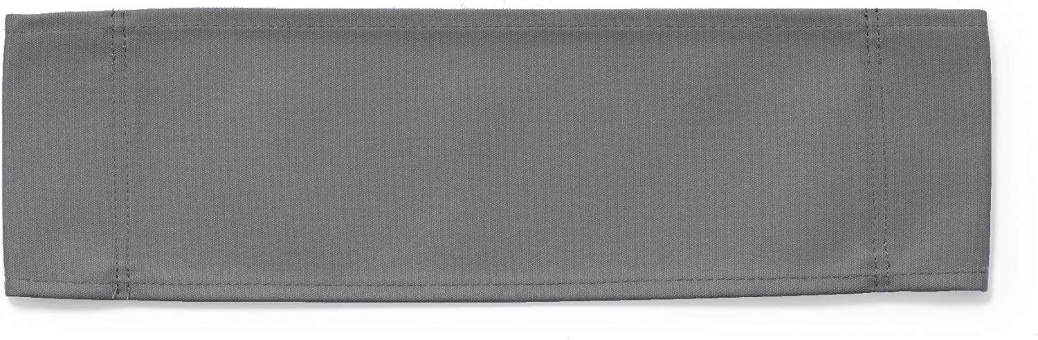 Telescope Casual Canvas Director Chair Replacement Cover, Grey