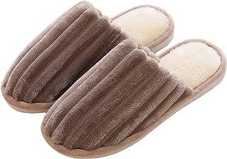 HAOJIALI Indoor Shoes for Women/House/Bedroom/Garden/Home Cozy Memory Foam Slippers Non-Slip Shoes
