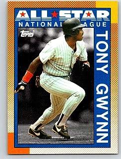 1990 Topps #403 Tony Gwynn AS Mint Baseball MLB Padres