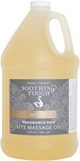 Soothing Touch W67356G Frag Free Lite Oil, 1 Gallon