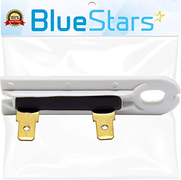 3392519 Dryer Thermal Fuse Replacement Part By Blue Stars Exact Fit For Whirlpool And Kenmore Dryers Replaces 3388651 694511 80005 WP3392519VP