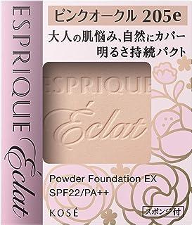エスプリーク エクラ 明るさ持続 パクト EX PO205e ピンクオークル 9.3g