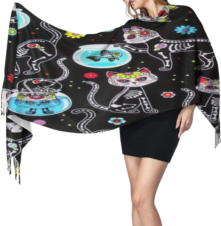 Cashmere fringed scarf L5MUTH-500-a0c3ebca0409b9cfb746eeb495f5c708 winter extra large scarf