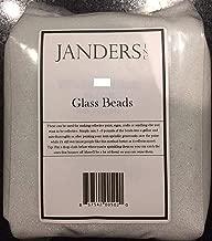 clear micro glass beads