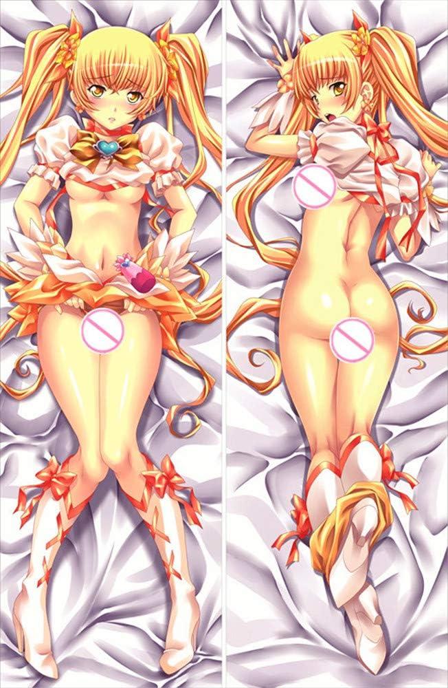 Wimagic Pretty Cure 180 x 60cm Peach Pillowcovers Boston Mall Anime Skin Bod Free shipping / New