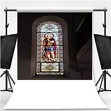 Saint Michael Theme Backdrop Photography Background Backdrops,158788,6x10ft