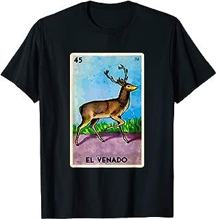 El Venado Shirt Loteria The Deer
