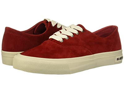 SeaVees Legend Sneaker X (Red Dahlia) Women