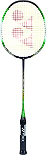 Yonex Muscle Power 33 Badminton Racquet with free Full Cover (G4, 83 grams, 30 lbs Tension)