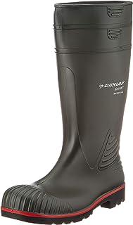 Dunlop Protective Footwear Acifort Heavy Duty, Bottes de sécurité Mixte adulte, Vert (Green), 44 EU