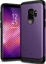 Caseology Legion for Galaxy S9 Case (2018) - Reinforced Protection - Violet