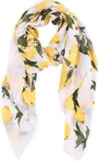 Women's Square Oblong Silk Satin Scarves Vintage Dots Head Scarf Shawl