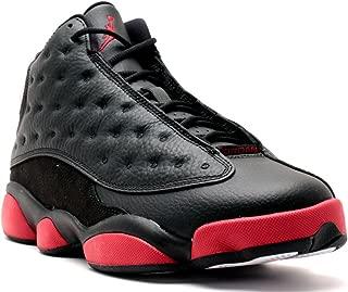 Air 13 Retro Men's Shoes Black/Gym Red-Black 414571-003