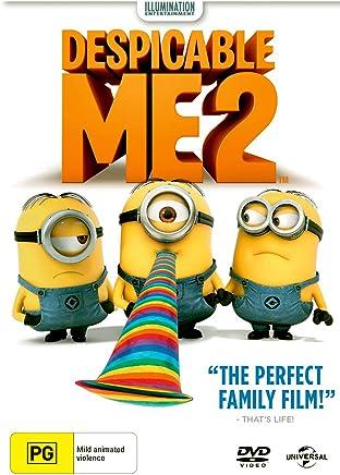Despicable Me 2 (DVD)