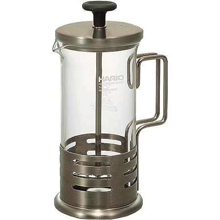 HARIO(ハリオ) ハリオール・ブライトN コーヒー & ティー フレンチ プレス 2人用 300ml 日本製 THJN-2HSV