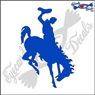 Eyecandy Decals Bucking Bronco Horse Rodeo 6