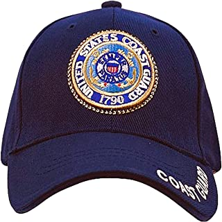 us coast guard ball caps