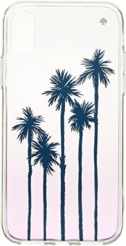 Kate Spade New York Palm Tree Ombre Phone Case for iPhone X