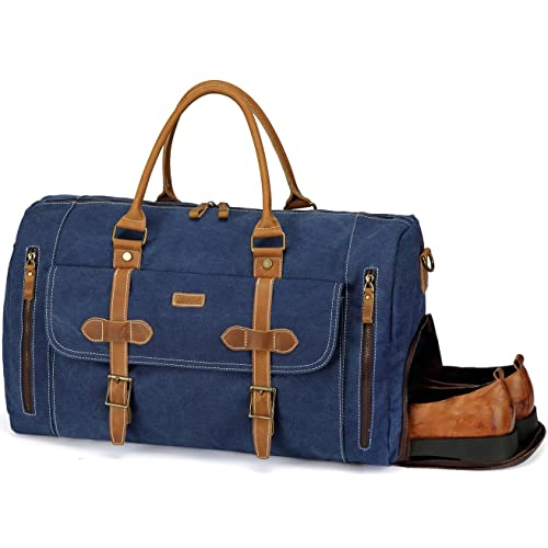 Denim Duffle Bag  Amazon.com 7f09f73ff61c0