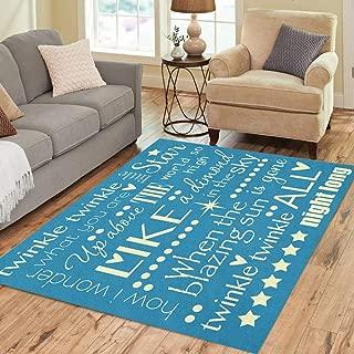 nursery rhyme rugs