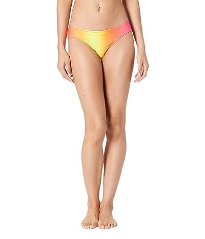 Volcom I Dip U Dip Cheeky Bikini Bottoms Women