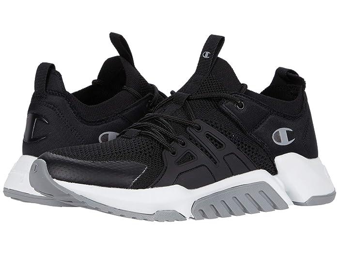 Champion  D1 (Black/Concrete) Womens Shoes