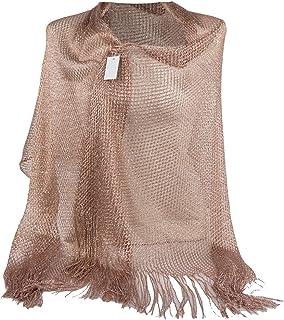 design di qualità 2a7df f2137 Amazon.it: Oro - Stole / Sciarpe e stole: Abbigliamento