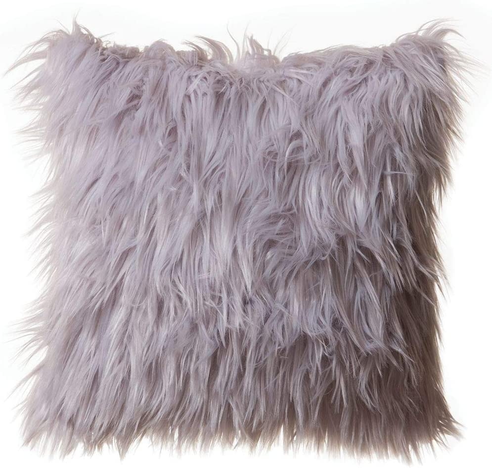 North End Decor Faux Fur Miami Mall Attention brand 18
