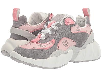 MCM Himmel Sneakers (New Soft Pink) Women