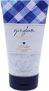 Bath and Body Works Gingham Wipped Sugar Body Scrub - 175g / 6.2 oz